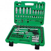 Набор инструмента 1/4'' и 1/2'' (6гр.) new box Toptul GCAI094R (94шт)
