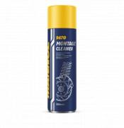 Очиститель-обезжириватель металлических деталей автомобиля Mannol 9670 / 9672 Montage Cleaner