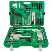 Набор инструмента комбинированный Toptul GCAI150R (150шт)