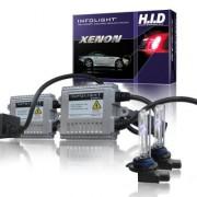 Комплект ксенона Infolight Expert Pro (slim) 35Вт 9-32V (с обманкой) для стандартных цоколей