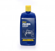 Полироль для ухода за потускневшим и поврежденным лаком Mannol 9962 Polirol Schleif