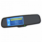 Prime-X Штатное зеркало заднего вида с монитором и видеорегистратором Prime-X 050DW Full HD