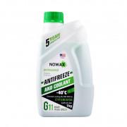 Антифриз Nowax Antifreeze G11 -40°C (зеленого цвета)