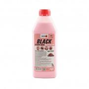 Полироль-молочко для пластика c ароматом клубники (концентрат) Nowax Black Cockpit Milk Strawberry NX01188 / NX05148