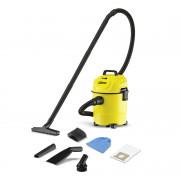 Пылесос для сухой и влажной уборки салона автомобиля Karcher WD 1 Car (1.098-307.0)