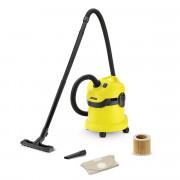Пылесос для сухой и влажной уборки салона автомобиля Karcher WD 2 Cartridge Filter Kit (1.629-764.0)