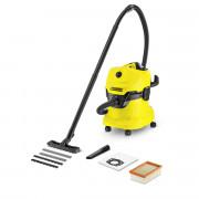 Пылесос для сухой и влажной уборки Karcher WD 4 (1.348-111.0)