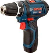 Аккумуляторный шуруповерт Bosch GSR 12V-15 (0615990G6L)