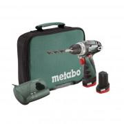 Аккумуляторная дрель-шуруповерт Metabo PowerMaxx BS (600079550)