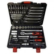 Набор инструмента комбинированный Haisser 70015 (82шт)