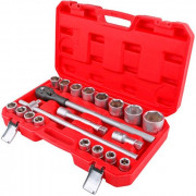 Набор инструмента комбинированный 3/4'' Haisser 70114 (20шт)