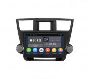 Штатная магнитола Sound Box SB-8118-2G для Toyota Highlander 2007-2014 (Android 9.0)