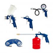 Набор пневматических инструментов Forte AT KIT-5G