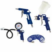 Набор пневматических инструментов Werk KIT-4G