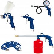 Набор пневматических инструментов Werk KIT-5G