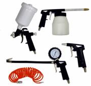 Набор пневматических инструментов Werk KIT-5PG