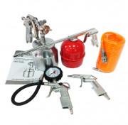 Набор пневматических инструментов Werk KIT-5SN