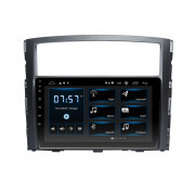 Штатная магнитола Incar XTA-6104 для Mitsubishi Pajero Wagon 4 (Android 10)