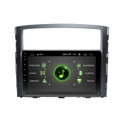 Штатная магнитола Incar DTA-6104 DSP для Mitsubishi Pajero Wagon 4 (Android 9.0)