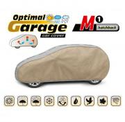 Тент для автомобиля Kegel Optimal Garage M1 Hatchback (серо-бежевый цвет)
