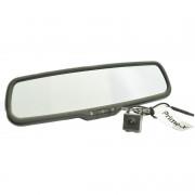 Зеркало заднего вида с монитором, видеорегистратором, функцией автозатемнения и камерой заднего вида Prime-X 050DMD