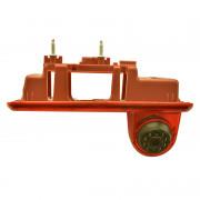 Камера заднего вида Prime-X TR-18 для Renault Trafic III / Opel Vivaro III (в стоп-сигнал)