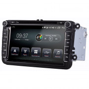 Штатная магнитола AudioSources T200-810SR DSP для Volkswagen Universal (Android 8.1)