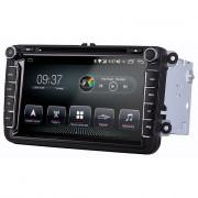 Штатная магнитола AudioSources T200-810SR DSP для Volkswagen Universal (Android 10)