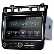 Штатная магнитола AudioSources T200-850S DSP для Volkswagen Touareg 2014+ (Android 8.1)