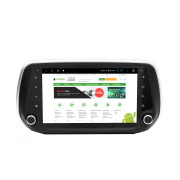 Штатная магнитола RedPower 51410 IPS DSP для Hyundai Santa Fe 2018+ (Android 8+)