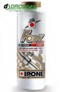Полусинтетическое мотоциклетное масло для вилок Ipone Fork Full Synthesis 15W (1л)