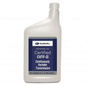 Оригинальное трансмиссионное масло Subaru Certified CVTF-II (SOA427V1660)