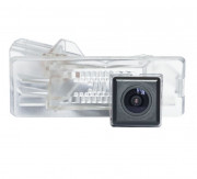 Камера заднего вида Incar VDC-114S для Renault Clio III, Duster, Fluence, Captur, Laguna, Latitude, Modus, Scenic, Kangoo, Symbo