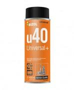 Многофункциональная смазка-спрей Bizol Universal+ u40 (400ml)