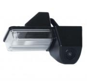 Камера заднего вида Incar VDC-028B для Toyota Land Cruiser Prado 120 Europe (без запасного колеса на двери), Land Cruiser 100, Land Cruiser 200