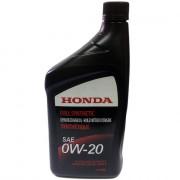 Оригинальное моторное масло Honda Full Synthetic 0W-20 08798-8023С (Canada)
