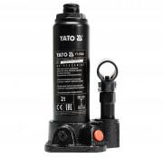 Гидравлический бутылочный домкрат Yato YT-17000 (2 т)