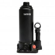 Гидравлический бутылочный домкрат Yato YT-17001 (3 т)