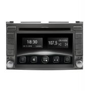 Штатная магнитола Gazer CM5006-PB для Hyundai i20 (PB) 2008-2013 (Android 8.1)