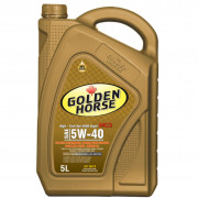 Моторное масло Golden Horse 4000 Super MC3 5W-40