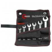 Набор рожковых ключей 6-17 мм Intertool XT-1101 (6шт)