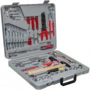 Набор инструментов с комплектом метизов и аксессуаров Intertool ET-5126 (126шт)