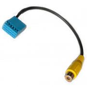 Адаптер Prime-X RCA-QuadLock для подключения нештатной камеры к штатной магнитоле Volkswagen, Skoda, Seat
