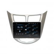 Штатная магнитола Incar XTA-9301 для Hyundai Accent 2011+ (Android 9)