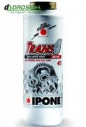 Трансмиссионное масло для мотоциклов 4T Ipone Trans 4 80w140 (1л)