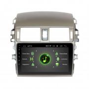 Штатная магнитола Incar DTA-1441 DSP для Toyota Corolla 2009-2012 (Android 10)