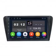 Штатная магнитола Sound Box SBM-8195 для Skoda Octavia A7 2014+ (Android 8.1.0)