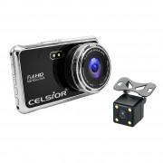Автомобильный видеорегистратор Celsior F802D