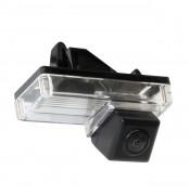 Камера заднего вида Swat VDC-028V для Toyota Land Cruiser 100, Land Cruiser Prado 120 (Европа) без запасного колеса на двери, Land Cruiser 200