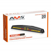 Парктроник AMS A4181in для заднего бампера с LED-дисплеем